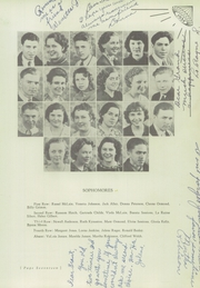 Page 21, 1935 Edition, North Gem High School - Gem Yearbook (Bancroft, ID) online yearbook collection