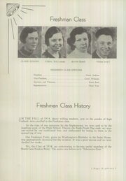 Page 22, 1935 Edition, North Gem High School - Gem Yearbook (Bancroft, ID) online yearbook collection