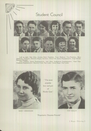 Page 34, 1935 Edition, North Gem High School - Gem Yearbook (Bancroft, ID) online yearbook collection