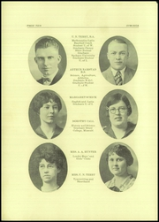 Page 14, 1926 Edition, Nezperce High School - Syringa Yearbook (Nezperce, ID) online yearbook collection