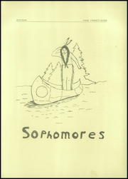Nezperce High School - Syringa Yearbook (Nezperce, ID) online yearbook collection, 1926 Edition, Page 33