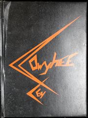 1964 Edition, Grand View High School - Owyhee Yearbook (Grand View, ID)