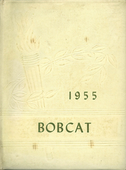 Page 1, 1955 Edition, Clark County High School - Bobcat Yearbook (Dubois, ID) online yearbook collection