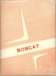 1958 Edition, Clark County High School - Bobcat Yearbook (Dubois, ID)