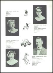 Page 15, 1954 Edition, Midvale High School - Ranger Yearbook (Midvale, ID) online yearbook collection