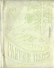 1957 Edition, Rathdrum High School - Panther Tracks Yearbook (Rathdrum, ID)