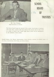 Page 12, 1952 Edition, Rupert High School - Comet Yearbook (Rupert, ID) online yearbook collection
