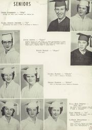 Page 15, 1952 Edition, Rupert High School - Comet Yearbook (Rupert, ID) online yearbook collection