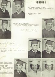 Page 16, 1952 Edition, Rupert High School - Comet Yearbook (Rupert, ID) online yearbook collection