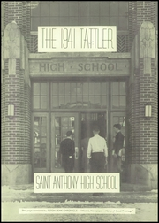 Page 5, 1941 Edition, St Anthony High School - Tattler Yearbook (St Anthony, ID) online yearbook collection