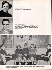 Page 12, 1957 Edition, Craigmont High School - Cougars Growl Yearbook (Craigmont, ID) online yearbook collection