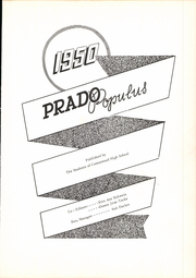 Page 9, 1950 Edition, Cottonwood High School - Prado Populus Yearbook (Cottonwood, ID) online yearbook collection