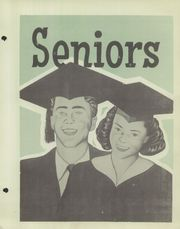 Page 13, 1949 Edition, Spirit Lake High School - Tesemini Yearbook (Spirit Lake, ID) online yearbook collection