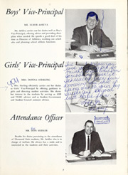 Page 11, 1964 Edition, Thousand Oaks High School - Lancer Legend Yearbook (Thousand Oaks, CA) online yearbook collection