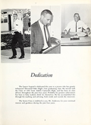 Page 7, 1964 Edition, Thousand Oaks High School - Lancer Legend Yearbook (Thousand Oaks, CA) online yearbook collection
