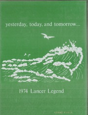 Thousand Oaks High School - Lancer Legend Yearbook (Thousand Oaks, CA) online yearbook collection, 1974 Edition, Page 1