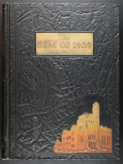 1929 Edition, University of Idaho - Gem of the Mountains Yearbook (Moscow, ID)
