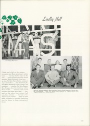 Page 185, 1950 Edition, University of Idaho - Gem of the Mountains Yearbook (Moscow, ID) online yearbook collection
