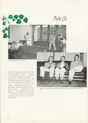 Page 188, 1950 Edition, University of Idaho - Gem of the Mountains Yearbook (Moscow, ID) online yearbook collection