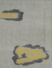 1951 Edition, University of Idaho - Gem of the Mountains Yearbook (Moscow, ID)