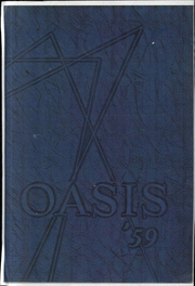 Northwest Nazarene University - Oasis Yearbook (Nampa, ID) online yearbook collection, 1959 Edition, Page 1