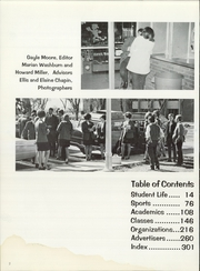 Page 6, 1970 Edition, Northwest Nazarene University - Oasis Yearbook (Nampa, ID) online yearbook collection