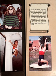 Page 11, 1984 Edition, Northwest Nazarene University - Oasis Yearbook (Nampa, ID) online yearbook collection