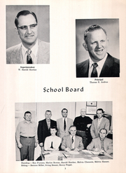 Page 13, 1958 Edition, Rigby Junior High School - Teen Yearbook (Rigby, ID) online yearbook collection