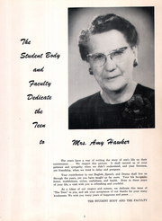 Page 9, 1958 Edition, Rigby Junior High School - Teen Yearbook (Rigby, ID) online yearbook collection