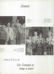 Page 16, 1959 Edition, St Teresas Academy - Silver Sage Yearbook (Boise, ID) online yearbook collection