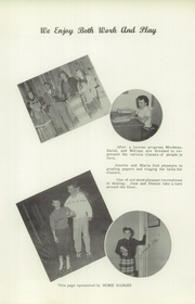Page 27, 1955 Edition, Gem State Academy - Syringa Yearbook (Caldwell, ID) online yearbook collection