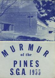 1955 Edition, St Gertrudes Academy - Murmur of the Pines Yearbook (Cottonwood, ID)