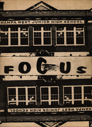 Page 1, 1972 Edition, West Junior High School - Focus Yearbook (Nampa, ID) online yearbook collection