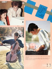 Page 17, 1987 Edition, Dana Hills High School - Mast Yearbook (Dana Point, CA) online yearbook collection