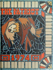 Page 1, 1974 Edition, John Glenn High School - Patriot Yearbook (Norwalk, CA) online yearbook collection