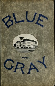 1914 Edition, Mountain View Union High School - Blue and Gray Yearbook (Mountain View, CA)