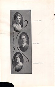 Page 15, 1915 Edition, Mountain View Union High School - Blue and Gray Yearbook (Mountain View, CA) online yearbook collection