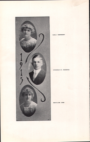 Page 17, 1915 Edition, Mountain View Union High School - Blue and Gray Yearbook (Mountain View, CA) online yearbook collection