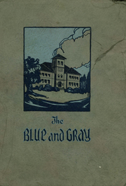 Mountain View Union High School - Blue and Gray Yearbook (Mountain View, CA) online yearbook collection, 1923 Edition, Page 1