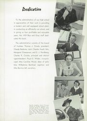 Page 10, 1939 Edition, Mountain View Union High School - Blue and Gray Yearbook (Mountain View, CA) online yearbook collection