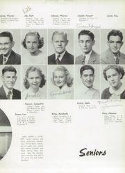 Page 21, 1939 Edition, Mountain View Union High School - Blue and Gray Yearbook (Mountain View, CA) online yearbook collection