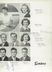 Page 23, 1939 Edition, Mountain View Union High School - Blue and Gray Yearbook (Mountain View, CA) online yearbook collection