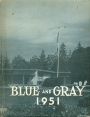 1951 Edition, Mountain View Union High School - Blue and Gray Yearbook (Mountain View, CA)