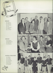 Page 10, 1955 Edition, Mountain View Union High School - Blue and Gray Yearbook (Mountain View, CA) online yearbook collection