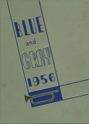 1956 Edition, Mountain View Union High School - Blue and Gray Yearbook (Mountain View, CA)