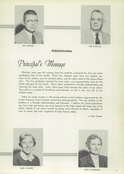Page 11, 1956 Edition, Mountain View Union High School - Blue and Gray Yearbook (Mountain View, CA) online yearbook collection