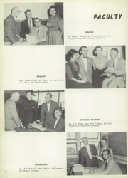 Page 12, 1956 Edition, Mountain View Union High School - Blue and Gray Yearbook (Mountain View, CA) online yearbook collection
