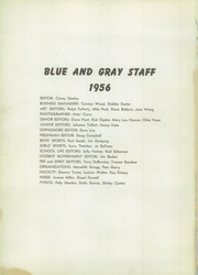 Page 4, 1956 Edition, Mountain View Union High School - Blue and Gray Yearbook (Mountain View, CA) online yearbook collection