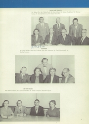 Page 11, 1957 Edition, Mountain View Union High School - Blue and Gray Yearbook (Mountain View, CA) online yearbook collection
