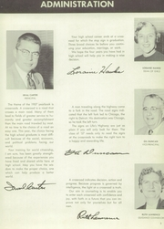 Page 9, 1957 Edition, Mountain View Union High School - Blue and Gray Yearbook (Mountain View, CA) online yearbook collection